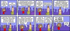 The Science of Creativity and Attraction, According toDilbert