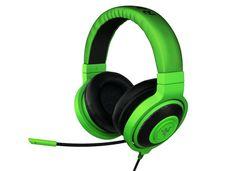 Razer Kraken Pro - Gaming Headset - Πράσινο