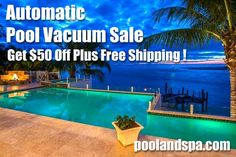Automatic Pool Vacuum Deals - See This Week's Specials Pool Vacuum Cleaner, Robotic Pool Cleaner, Swimming Pool Cleaners, Swimming Pools, Automatic Pool Vacuum, Winter Pool Covers, Hot Tub Accessories, Hot Tub Cover