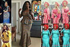 ASO EBI GLAM: CHECK OUT THE LOOKS FROM THIS PAST WEEKEND