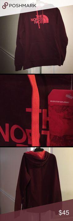 North Face Hoodie Large NWT NWT North Face Hoodie north Tops Sweatshirts & Hoodies