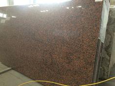 Himalayan red granite polished