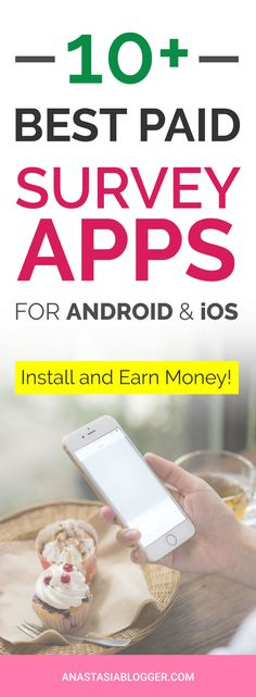 Check the list of Survey Apps that pay, install survey apps extra money! Survey apps that pay gift cards, survey apps that pay extra cash, work from home! Survey Apps That Pay, Survey Websites, Apps That Pay You, Make Money Fast, Make Money Blogging, Make Money From Home, Make Money Online, Saving Money
