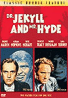 Cover image for Dr. Jekyll & Mr. Hyde (1932) [sic] Dr. Jekyll & Mr. Hyde (1941).