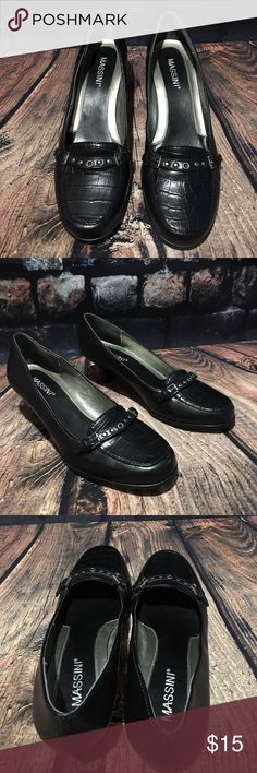 Black dress shoes for girls size 8