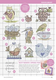 Thrilling Designing Your Own Cross Stitch Embroidery Patterns Ideas. Exhilarating Designing Your Own Cross Stitch Embroidery Patterns Ideas. Cross Stitch Boards, Mini Cross Stitch, Cross Stitch Alphabet, Cross Stitch Animals, Abc Alphabet, Cross Stitching, Cross Stitch Embroidery, Cross Stitch Designs, Cross Stitch Patterns