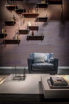 Fesselnd Baxter Bergere Lounge, Termini, Jenga