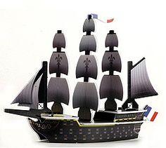 PotCC 067 - French ship Le Dauphin Royal