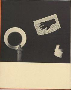Alphabet sourd aveugle  Édouard-Léon-Théodore Mesens (1903 - 1971)  Préface de Paul Éluard   Bruxelles, Edit. Nicolas Flamel, 1933