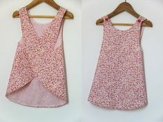 Sewing Pattern - backless summer dress