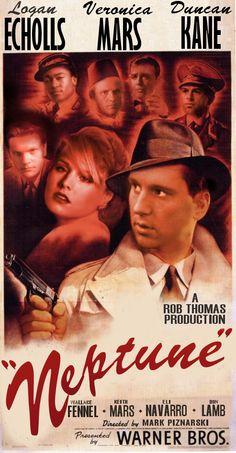 Casablanca meets Veronica Mars (via http://skybound2.tumblr.com/)