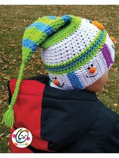 104 Best Crochet Christmas Hats plus images  b70ee16010a6