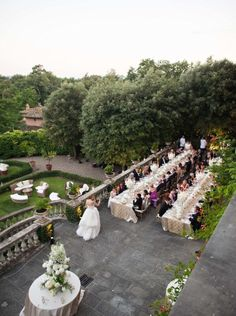 Il Borro in Tuscany, Italy: http://www.stylemepretty.com/2015/04/27/30-amazing-wedding-venues/