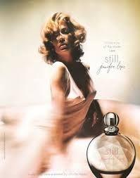 Celebrity Perfume: Still by Jennifer Lopez