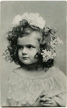 Earnest Vintage Lace 3 Pc Lot; Child Size Collar Dollies