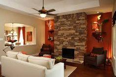 Salas peque as on pinterest contemporary living rooms - Decoracion de interiores de casas pequenas ...