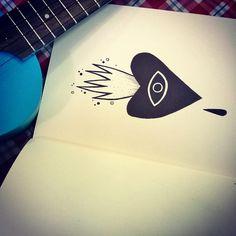 #stefanoarici #scarabiss #ukulele #tatt #tatts #tattoo #tatuaggio #tatouage #tatuagem #tatuaje #flash #flashtattoo #sketch #sketchbook #sacredheart #traditional #oldschool #Black #blackwork #blackworkers #graphic #graphique #graphisme