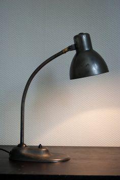 Lamp Light Kandem K&M model 1089 Graphite Invasion by FrankSCorner, €217.00