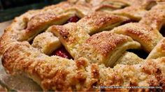 The Kitchenista Diaries: Easy as Pie Dough: The Kitchenista's Recipe & Tutorial for Handmade Pie Crust