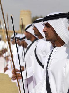 Traditional Dance, Abu Dhabi by Visit Abu Dhabi, via Flickr