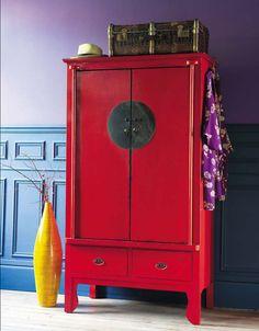 como decorar con muebles chinos tradicionales