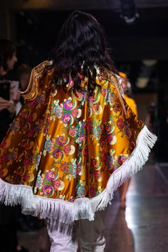 Every must-see photo from Kathryn Wilson's SS18 fashion show   Fashion Quarterly