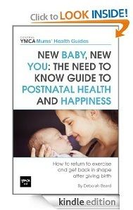 Free Kindle eBook ~ New Baby, New You: The Need to Know Guide to Postnatal Health and Happiness  Author: Deborah Beard  Parenting, Motherhood, Health and Fitness  Price: $0.00 (February 14 and 15 only)