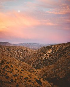 one of my favorite things is watching the sun set on a cloudy evening in the desert, when the colors start to appear, like a painter's imagination unfolding.