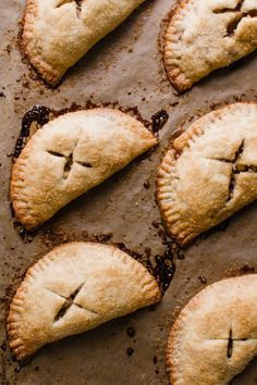 A sweet and comforting recipe for Apple Hand Pies, perfect for fall baking!