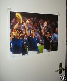 Italy 1982 #world cup winners team #celebrating #poster,  View more on the LINK: http://www.zeppy.io/product/gb/2/320529762713/