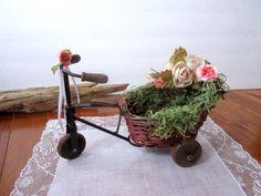 Basket decor  basket storage basket bathroom decor by Mydaisy2000