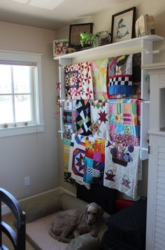 I Am quilt tops only - fun to display them even if they aren't finished. great way to store quilts till they get long armed.quilt tops only - fun to display them even if they aren't finished. great way to store quilts till they get long armed.