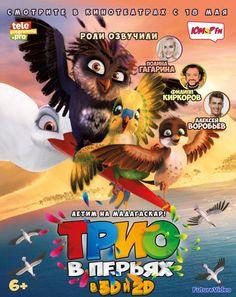 Трио в перьях (2017) — смотреть онлайн в HD бесплатно — FutureVideo