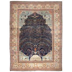 Nazmiyal - Antique Tabriz Rug ($5000+) - Svpply