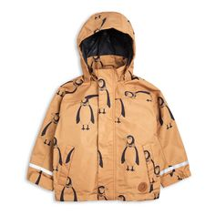 Penguin Hooded Waterproof Parka-product
