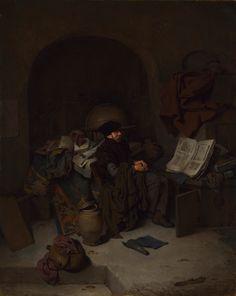 Cornelis Bega - An Astrologer -
