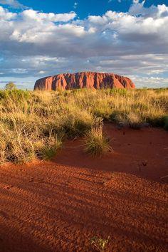 Uluru, Ayers Rock Sunset ... Australia