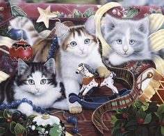 Christmas+Kittens+And+All+The+Trim'Ns