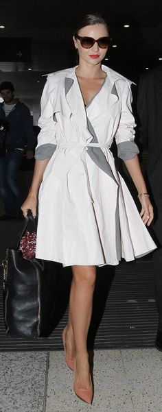 Gorgeous trench...timeless