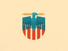 American Eagle Logo Design