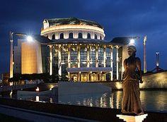 BP - National Theatre/Nemzeti Színház