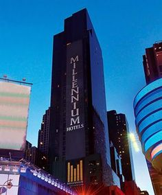Millennium Broadway Hotel - Times Square, New York