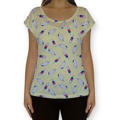 Camiseta fullprint P.P.S.C.L de @avocado | Colab55