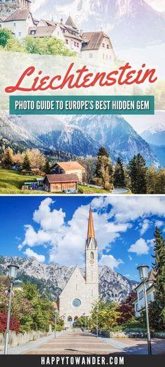Tales from My Favourite Passport Stamp: Beautiful, Underrated Liechtenstein (in Photos)