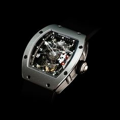 RICHARD MILLE RM 003 TOURBILLON DUAL TIME ZONE