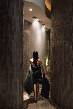 Wellness - Rainforest Banyan Tree Spa #wellness #spa #thailand