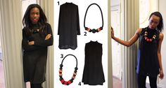 Celebrate Christmas in Anothamista Style! 1. Dress available at http://shop.anothamista.com/product/ellenora-dress  2. Necklace available at http://shop.anothamista.com/product/cc-gb-r  3. Necklace available at http://shop.anothamista.com/product/cc-b-r  4. Tunic blouse available at http://shop.anothamista.com/product/colina-top