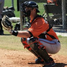 Michael Ohlman  catcher
