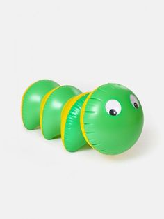 Caterpillar Inflatable Toy – 1970s design by Czech designer Libuše Niklová at Moon Picnic