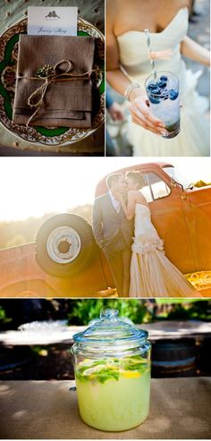 Lena & Jeff   Atwood Ranch Wedding by Chrisman Studios.  Consultation, Design + Coordination: Julie Atwood Events
